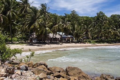 Hai Tac strand