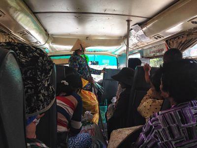 Vervoer mekong delta