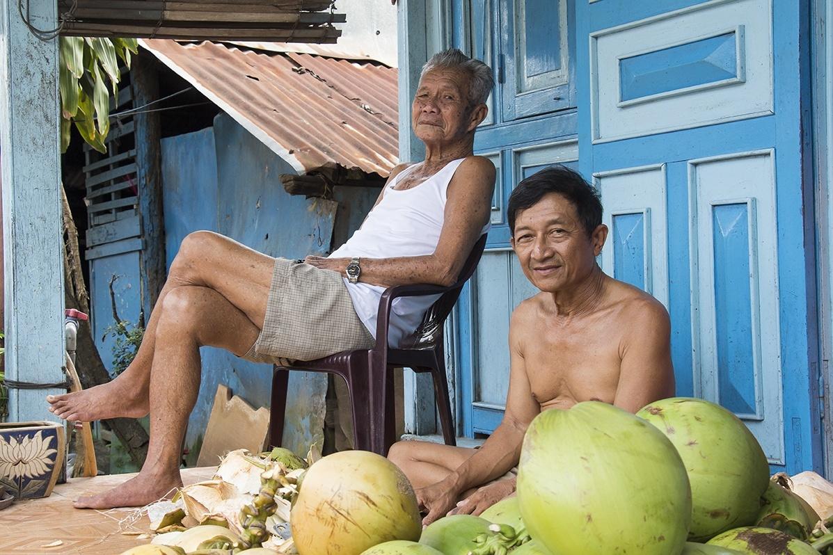 Phu Quoc locals