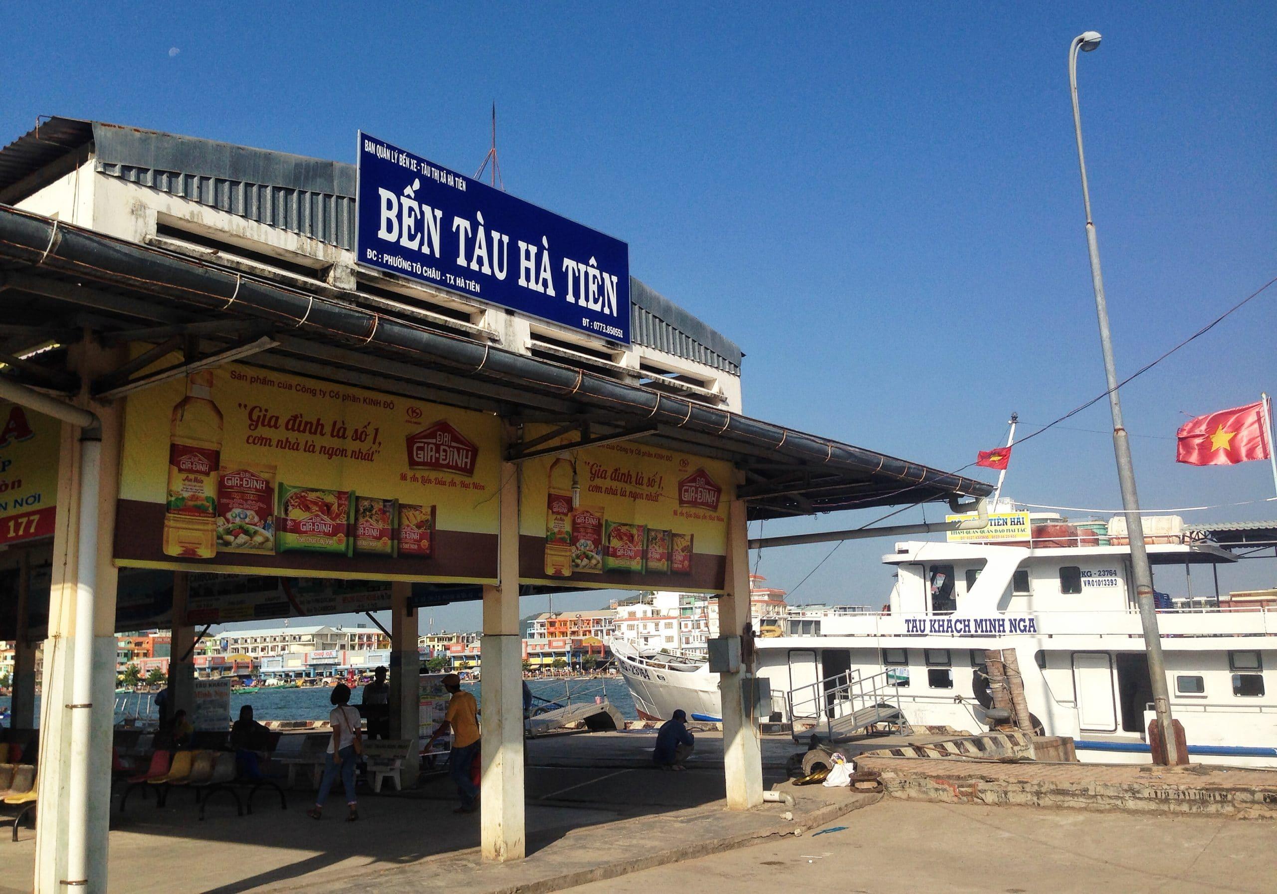 Ha Tien Vietnam
