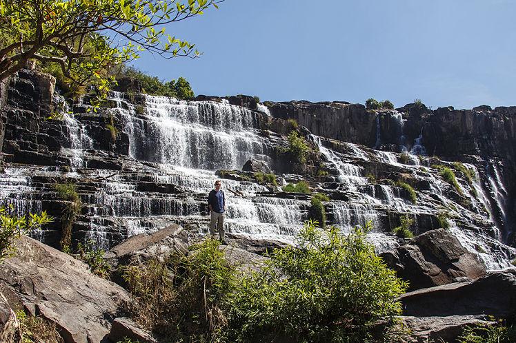 Dalat waterval