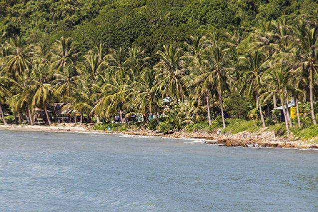 Kien Giang eilanden