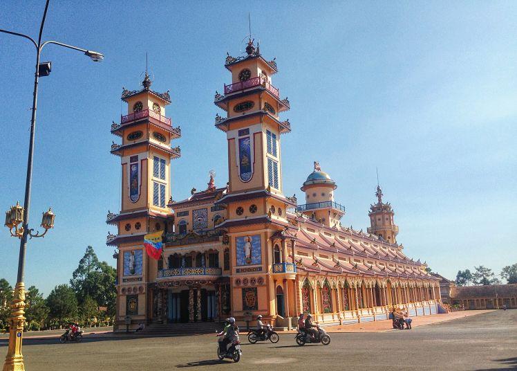 cao dai tempel