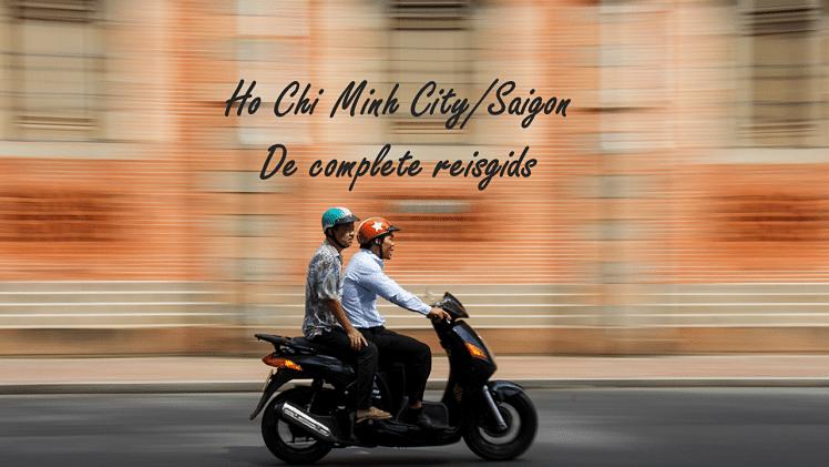 Ho Chi Minh City verkeer