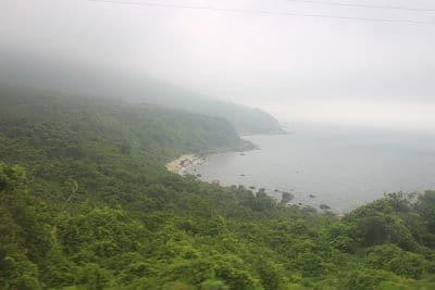 Van Hue naar Da Nang