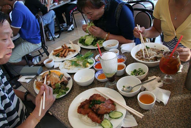 Vietnamese sauzen