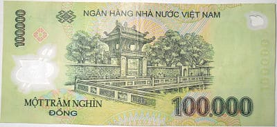 Vietnmees geld