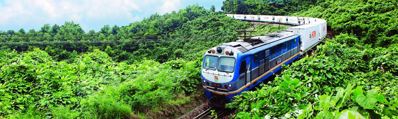 trein vietnam