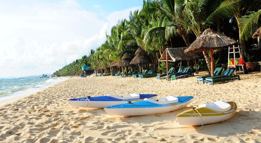 Phu Quoc eiland hotels en resorts gids