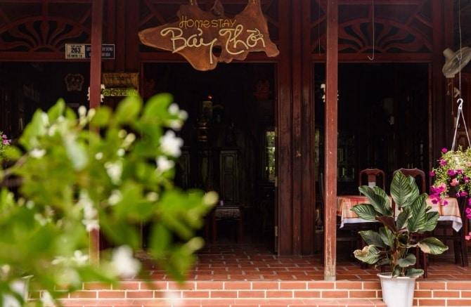 Bay Thoi homestay op het eiland An Binh in Vinh Long