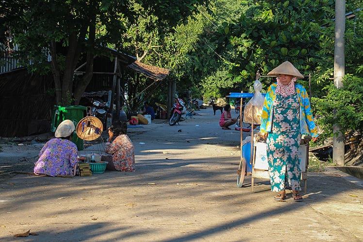 Lokaal leven op Hai Tac
