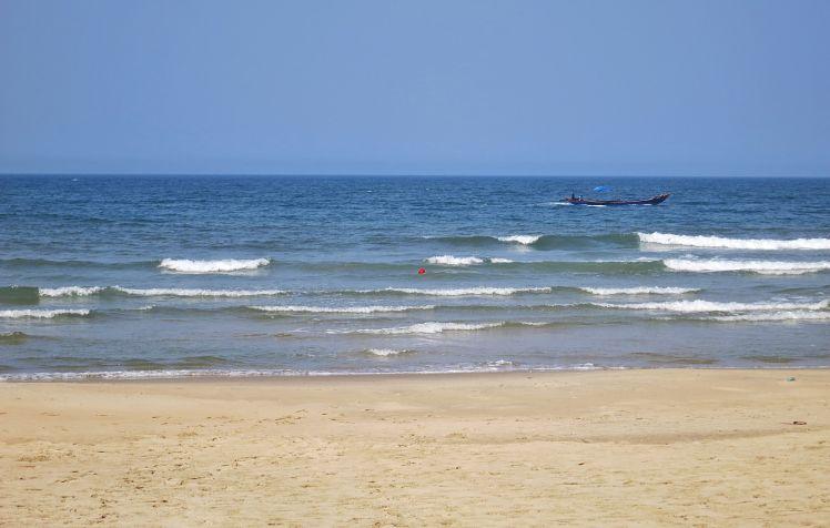 Het strand van Lang Co