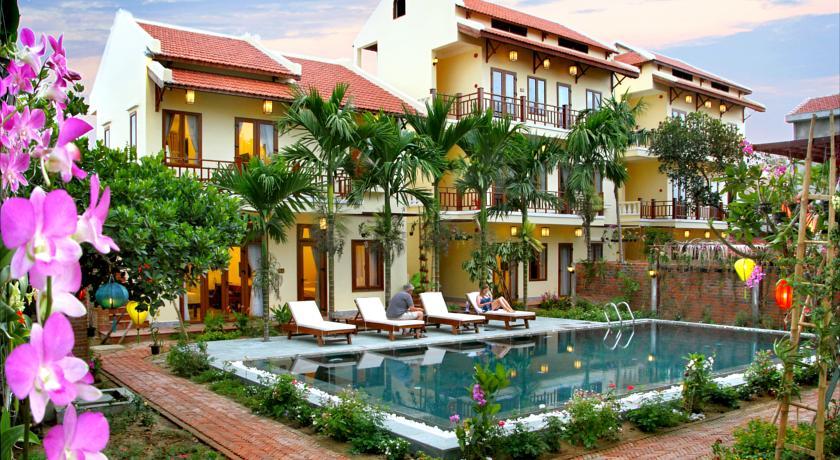 Villa Orchid Garden in Hoi An