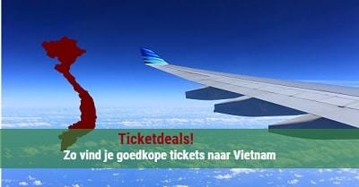 Lees hoe je een goedkope vlucht naar Vietnam boekt