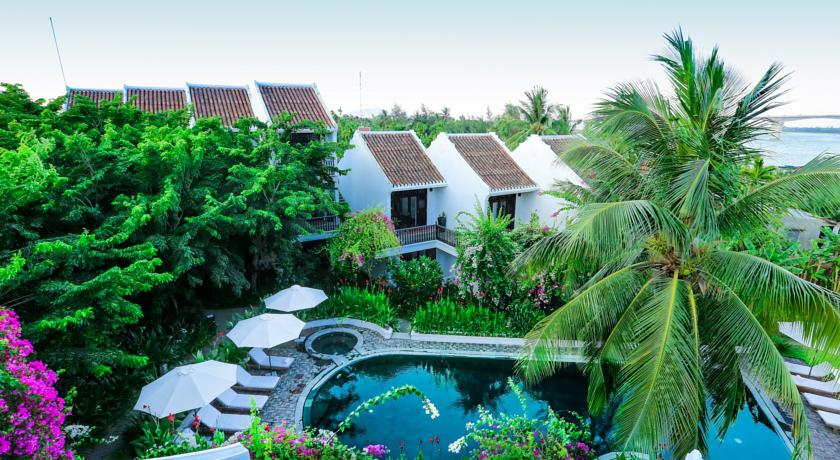 coco river resort in Hoi An