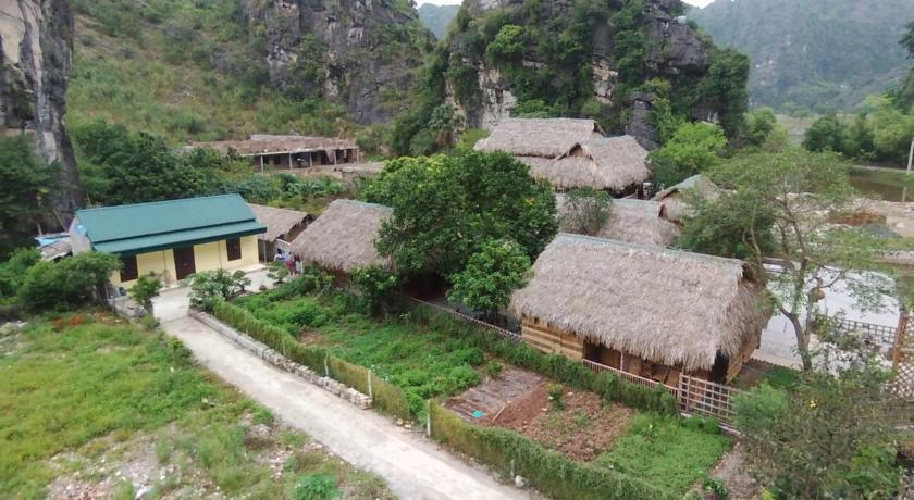 hoalu eco backpackers hostel in Ninh Binh