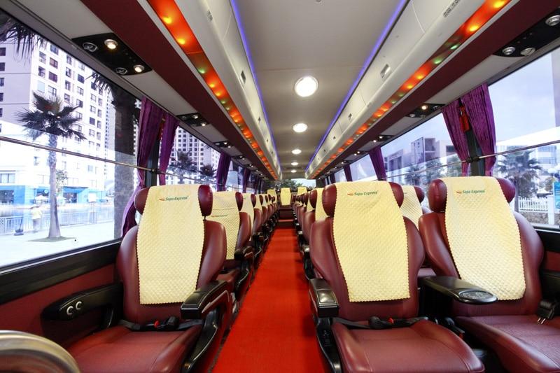 Vervoer Naar Sapa Nachttrein Of Bus Vanuit Hanoi