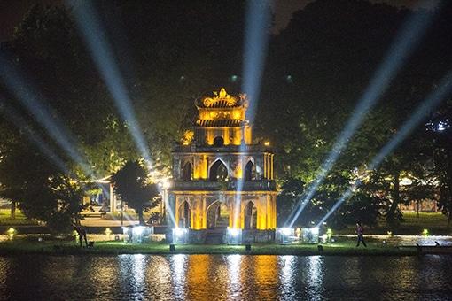 beste reistijd Hanoi
