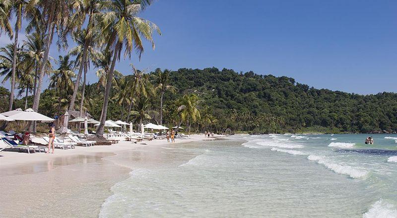 beste stranden op Phu Quoc eiland