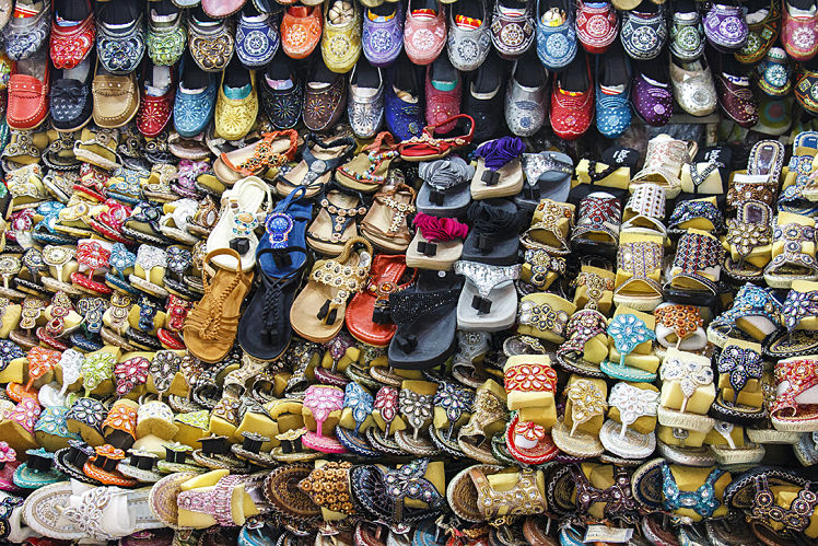 ben thanh markt in ho chi minh city