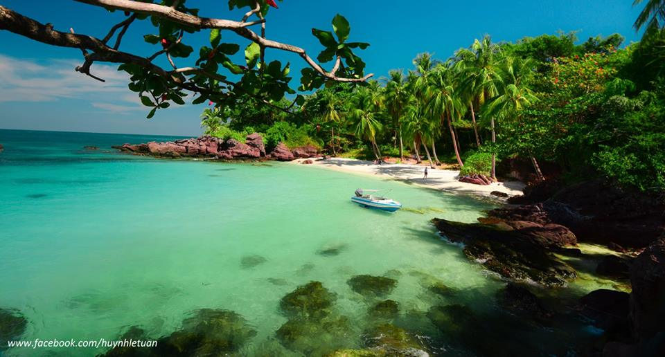 An thoi eilanden