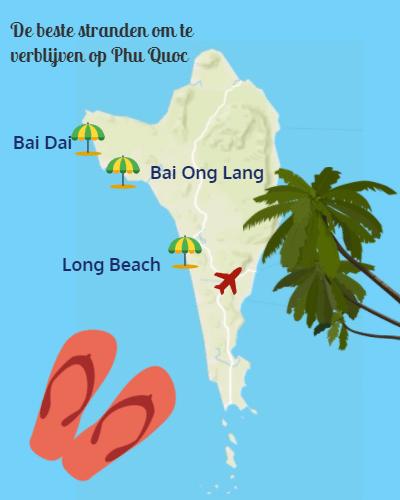 beste stranden om te verblijven op phu quoc
