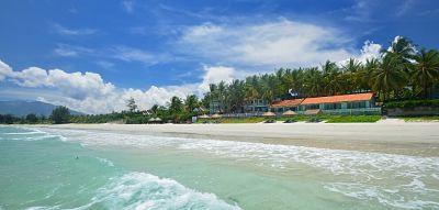 Het paradise resort in Doc Let