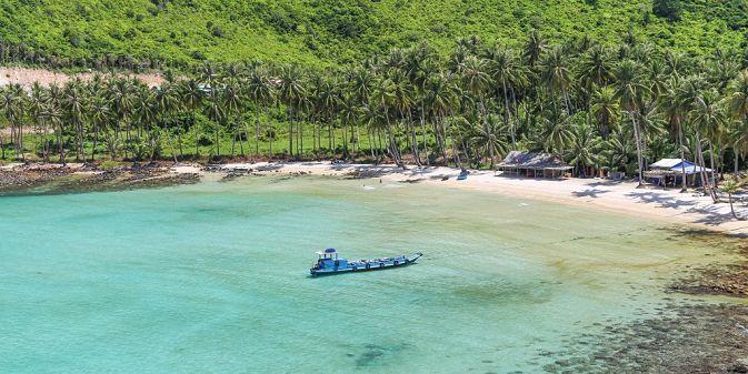 De mooiste stranden van Vietnam