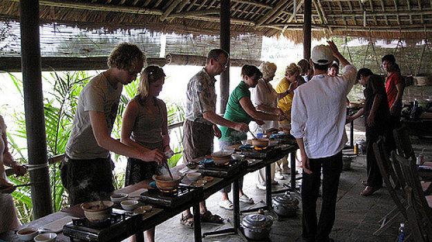 Vietnamese kookcursus in Hoi An