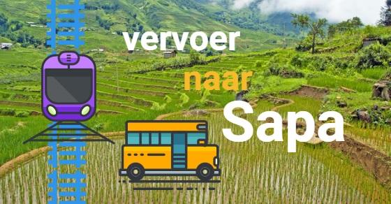 nachttrein naar Sapa en ander vervoer