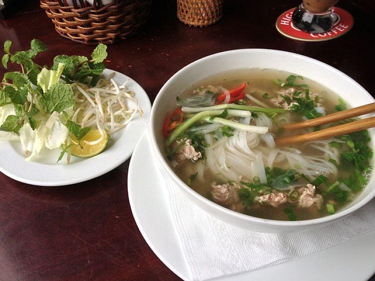 Pho Bo: Vietnamese noedelsoep