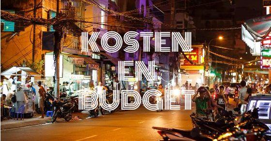 Kosten en budget overzicht voor een vakantie naar Vietnam