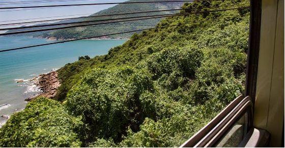 Treinreis Hue Da Nang