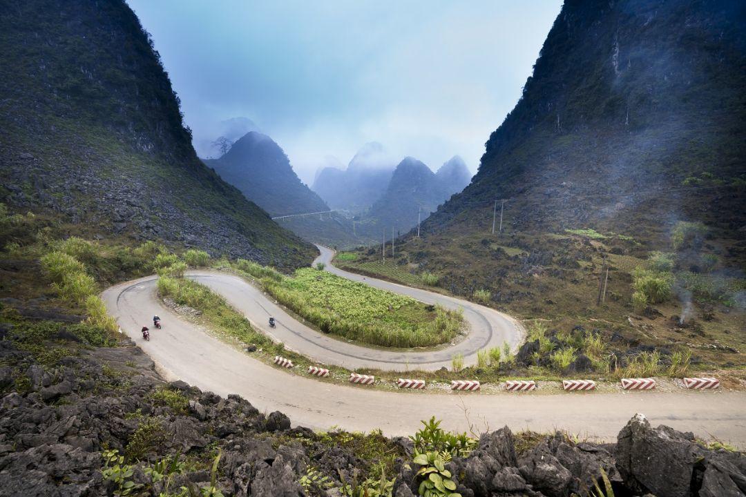 Motorbike tour Noord Vietnam