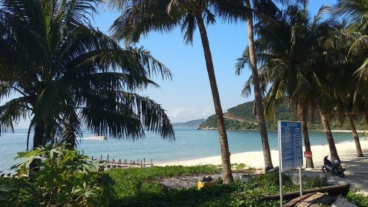 strand cham island