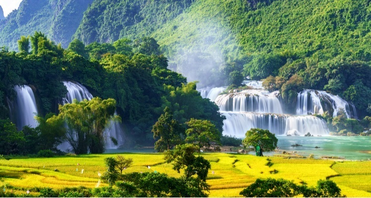 ban gioc waterval
