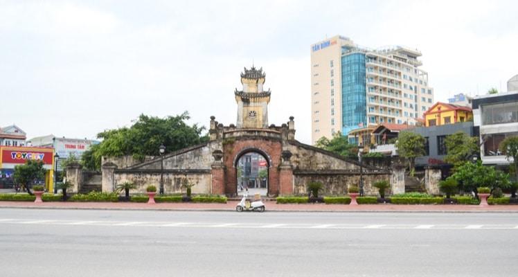 De citadel van dong hoi