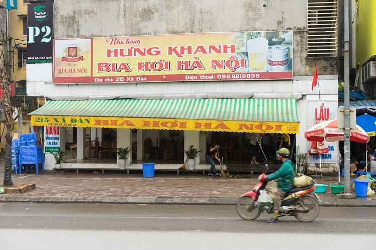 Bia Hoi Cafe