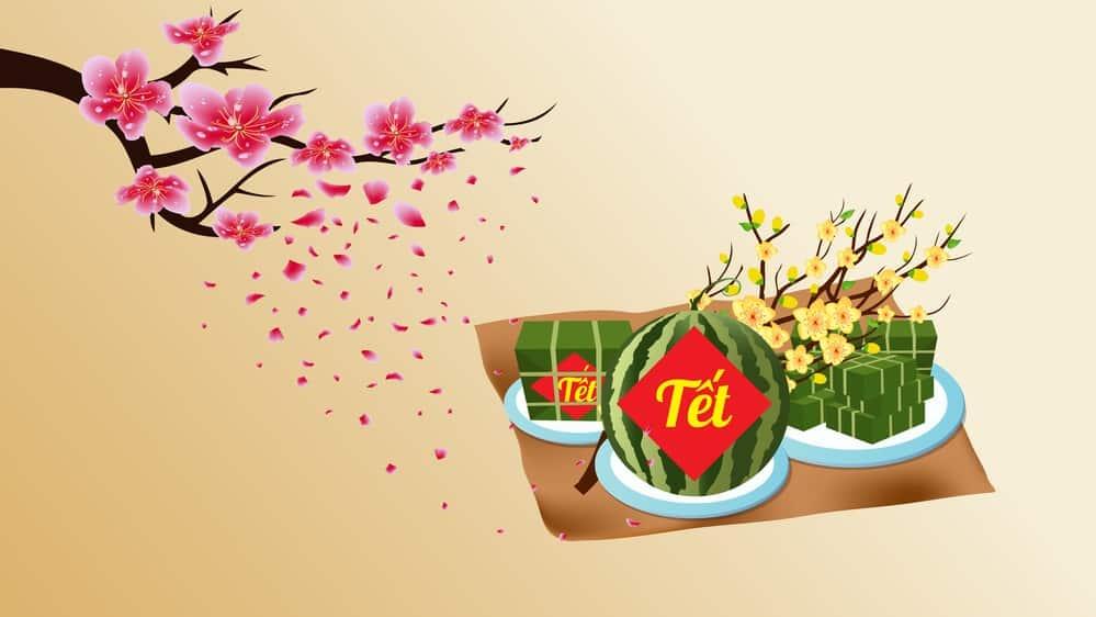 TET Vietnamees Nieuwjaar