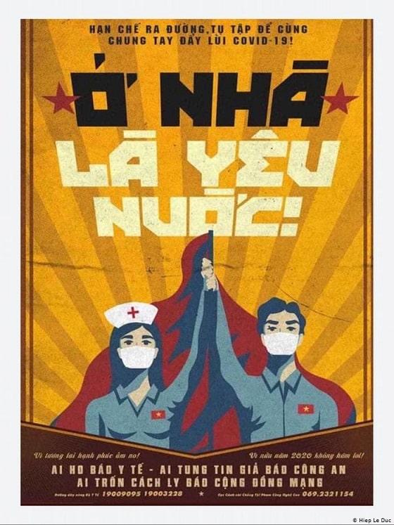Coronavirus status in Vietnam